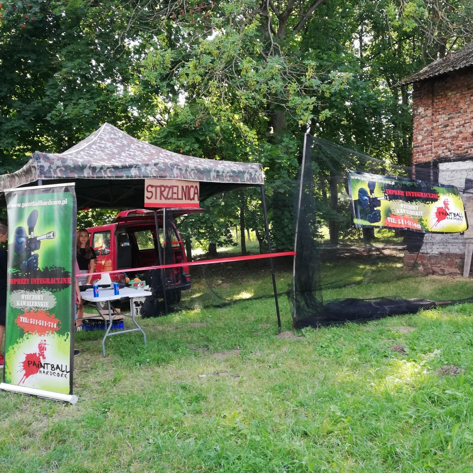 Read more about the article Strzelnica paintballowa nad Zalewem w Kielcach…